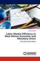 Boek cover Labor Market Efficiency in West African Economic and Monetary Union van Julien Bandiaky