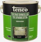 Tenco tencomild tuinbeits dekkend zwart - 2 5 liter