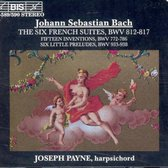 Bach - French Suites