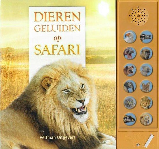 Dierengeluiden op safari - Andrea Pinnington