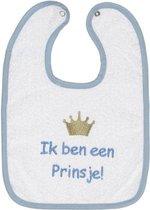 ISI MINI - Slabbetje - Tekst: Ik ben een prinsje