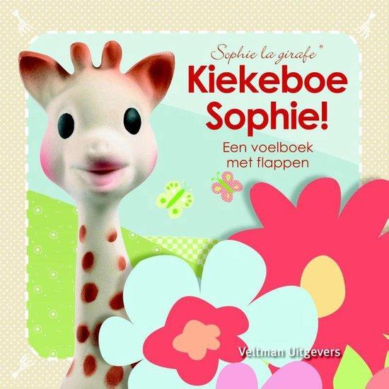 Sophie de giraf voelboekje: Kiekeboe Sophie! - Dawn Sirett |