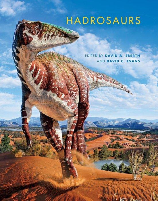 Boek cover Hadrosaurs van David A. Eberth (Onbekend)