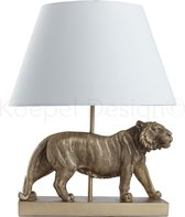 Housevitamin - Tijger lamp (Goud)