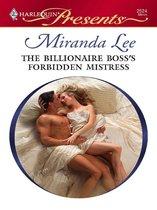 The Billionaire Boss's Forbidden Mistress