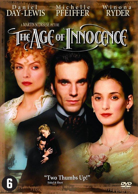 Cover van de film 'Age Of Innocence'
