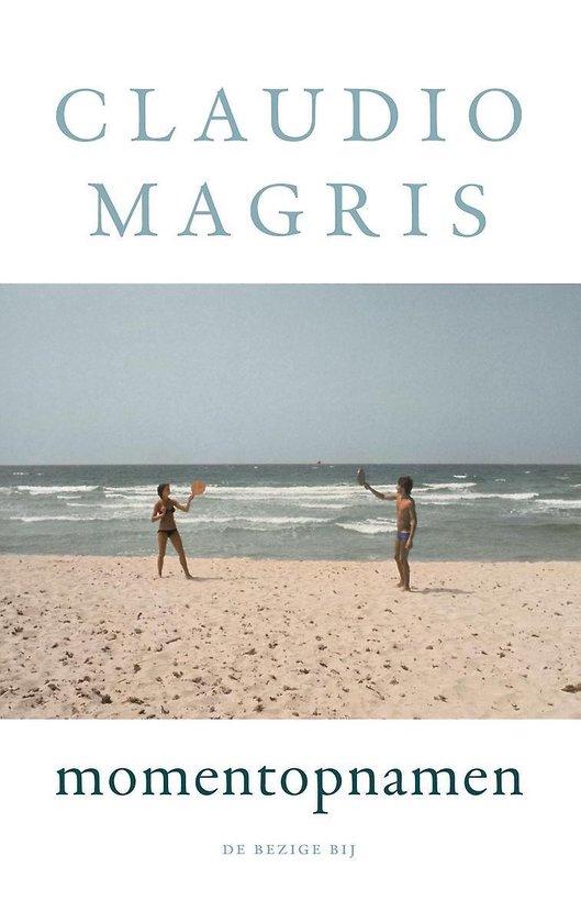 Boek cover Momentopnamen van Claudio Magris (Onbekend)
