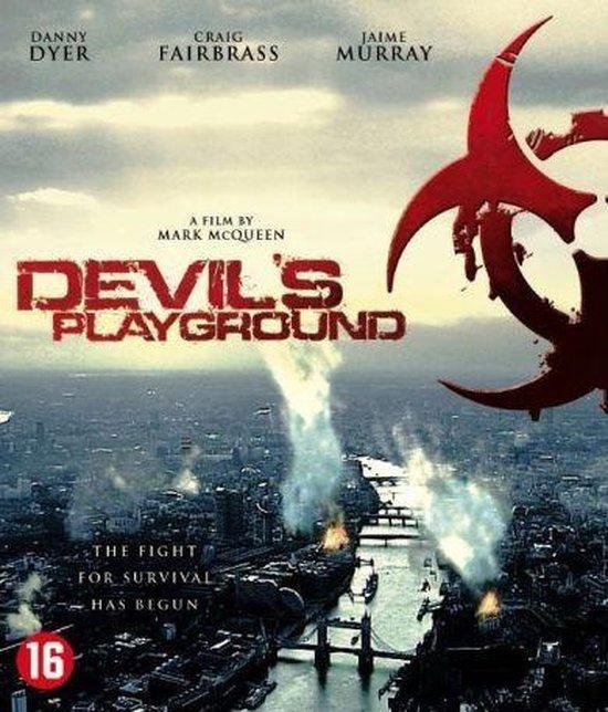 Cover van de film 'Devil's Playground'