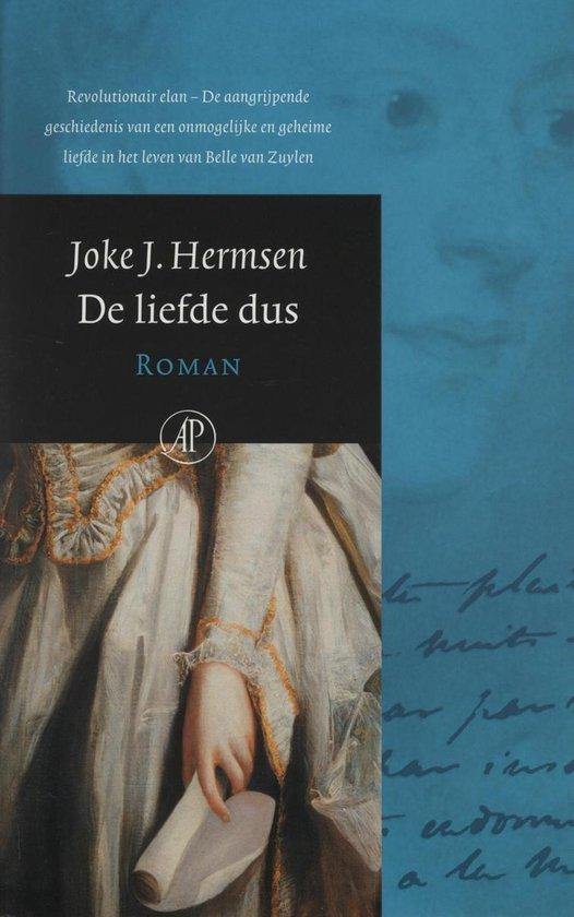 De liefde dus - Joke J. Hermsen |