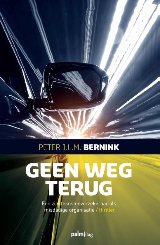 Geen weg terug - Peter J.L.M. Bernink  