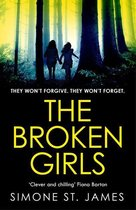 Boek cover The Broken Girls van Simone St. James (Onbekend)