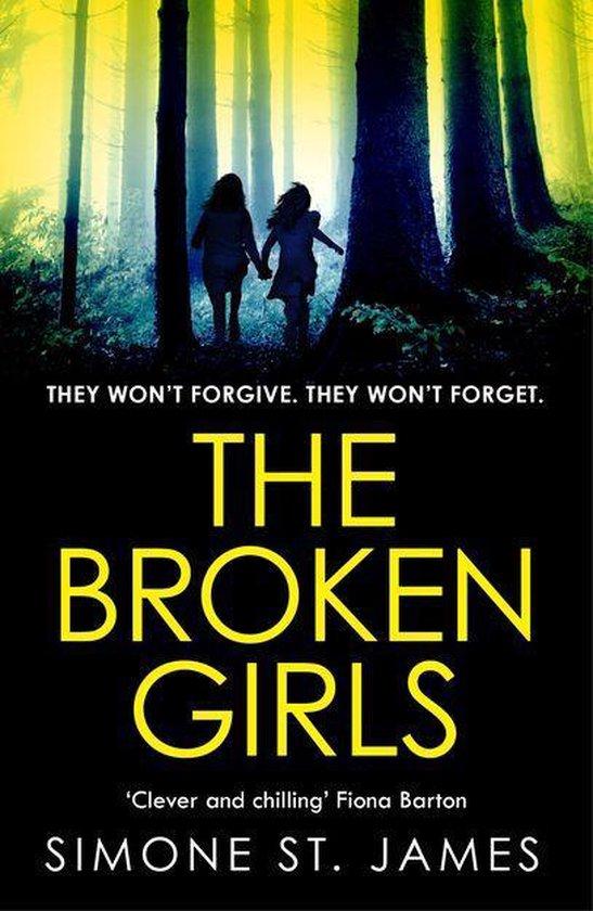 Boek cover The Broken Girls van Simone St. James (Onbekend)