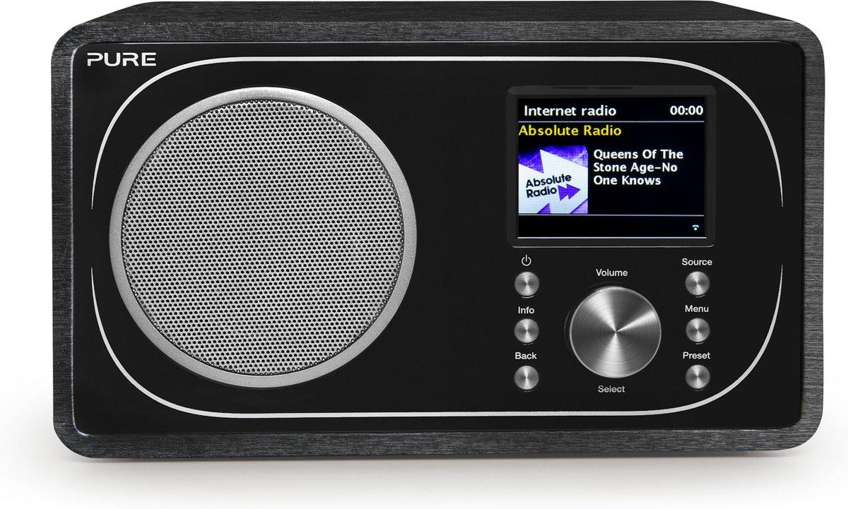 PURE DAB DIGITAL + FM RADIO EVOKE F3