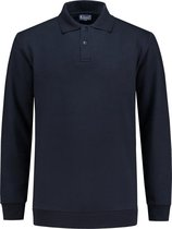 Workman Polosweater Outfitters Rib Board - 9302 navy - Maat 3XL