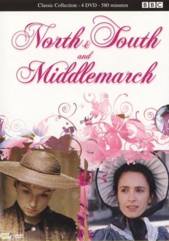 Cover van de film 'Bbc Classics-North & + Middlemarch / Pal/Region 2'