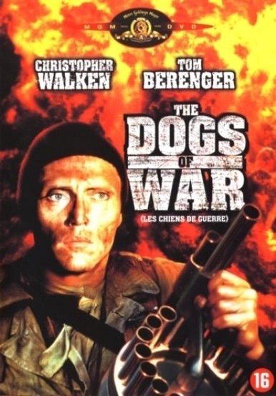 Cover van de film 'Dogs Of War'
