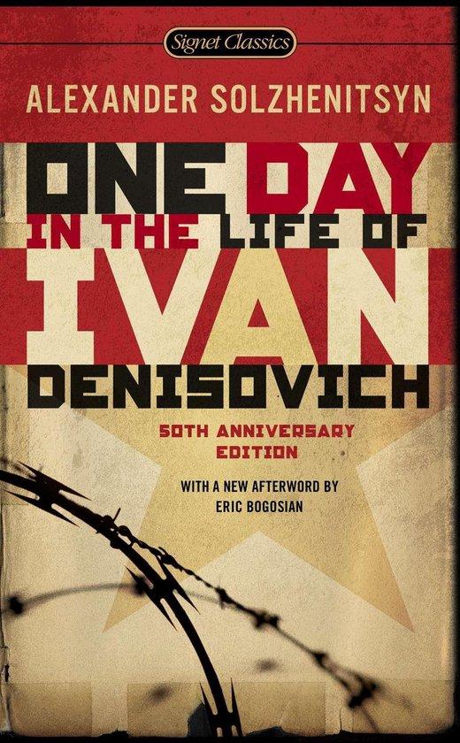 Boek cover One Day in the Life of Ivan Denisovich van Alexander Solzhenitsyn (Paperback)