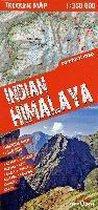 terraQuest Trekking Map Indian Himalaya