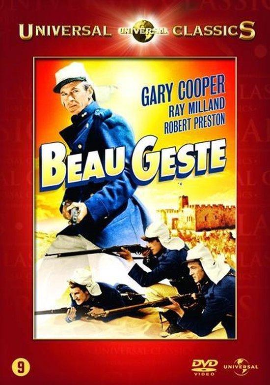 Cover van de film 'Beau Geste'