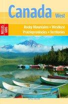 Nelles gids Canada West - Rocky Mointains, Westkust, Prairieprovincies, Territories
