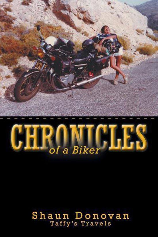 Omslag van Chronicles of a Biker