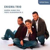 Dvorak: Dumky-Trio, Foote: Klaviertrio Op.5