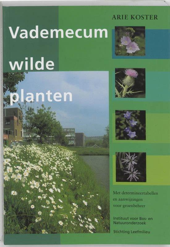 Vademecum wilde planten - Arie Koster |