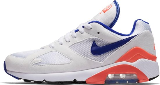 bol.com | Nike W Air Max 180 Sneakers Dames - White ...