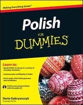 Boek cover Polish For Dummies van Daria Gabryanczyk
