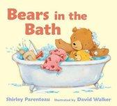 Bears in the Bath Board Book