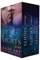 The Nights Series (Parisian Nights, Promised Nights and Indigo Nights)