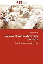 Vaccins Et Vaccination Chez Les Ovins