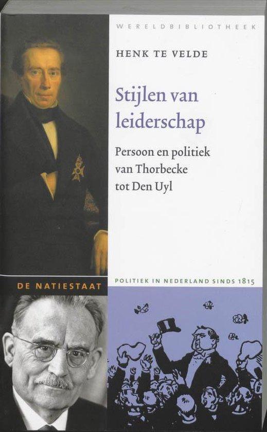 Stijlen van leiderschap - Hendrik te Velde |