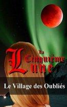 Omslag La Cinquième Lune - Tome 2