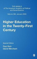 Higher Education in the Twenty-First Century