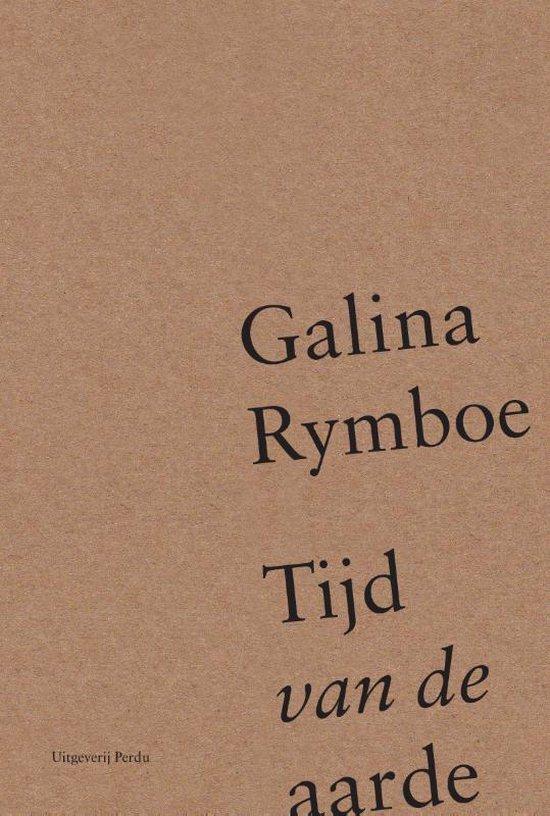 Sporenreeks 7 - Tijd van de aarde - Galina Rymbu  