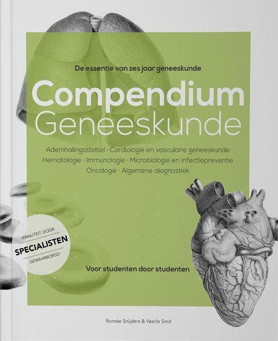 Compendium Geneeskunde deel 4 - Snijders, R. Smit, V. |