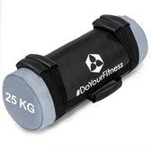 #DoYourFitness® - Core Bag / Gewicht Bag »Carolous« van 5 kg tot 30 kg - 2 handgrepen en 1 riem - Kracht / fitness bag voor kracht-, uithoudings-, gevechts- en coördinatietraining - 25kg