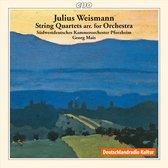 String Quartets In Arr. For String