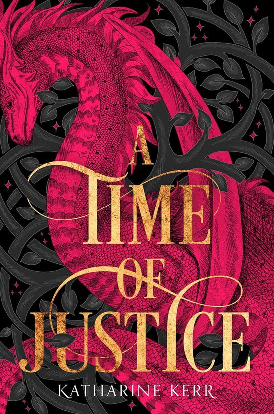Boek cover A Time of Justice (The Westlands, Book 4) van Katharine Kerr (Onbekend)
