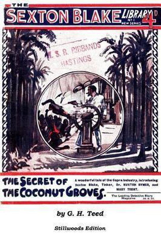 The Secret of the Coconut Groves