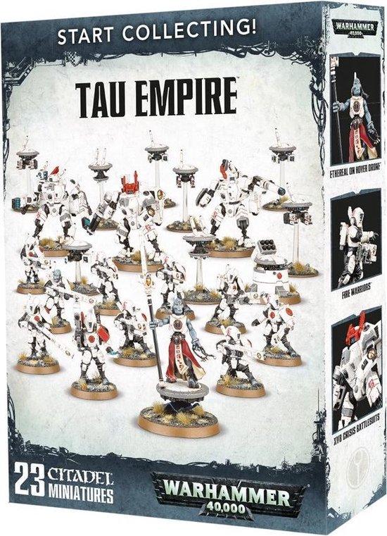 Afbeelding van het spel Warhammer 40.000 Start Collecting! T'au Empire