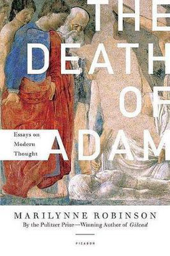 Boek cover The Death of Adam van Marilynne Robinson (Paperback)