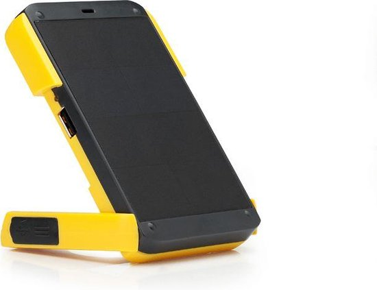 WakaWaka Power+ Outdoor Solar Powerbank - Geel (new)
