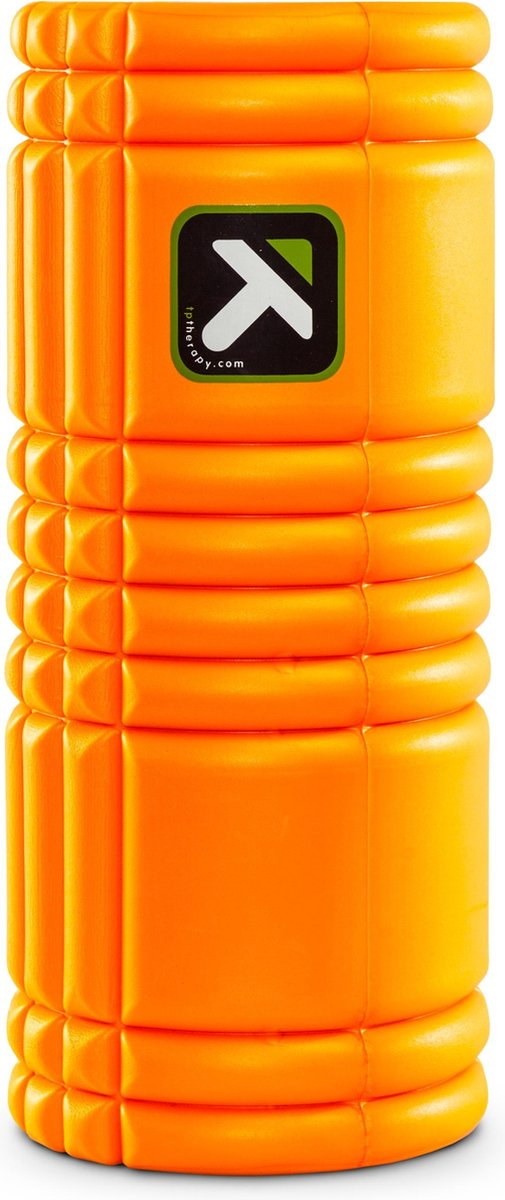 TriggerPoint - The Grid - Foamroller 33cm - Oranje