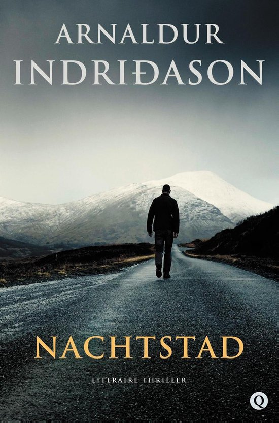Boek cover Nachtstad van Arnaldur Indridason (Onbekend)