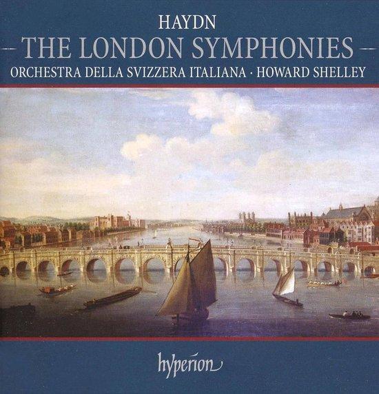 Haydn: The London Symphonies (Nos 93-104)