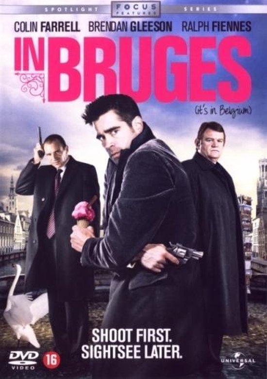 Cover van de film 'In Bruges'