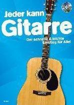 Jeder kann Gitarre. Ausgabe mit CD