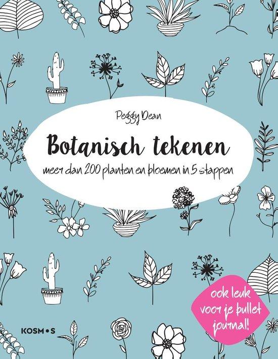 Boek cover Botanisch tekenen van Peggy Dean (Onbekend)